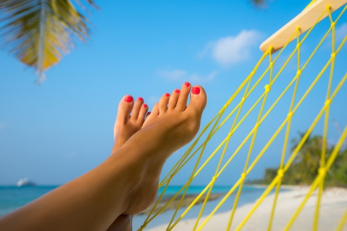 Help your feet this summer