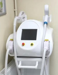 laser treatment machine