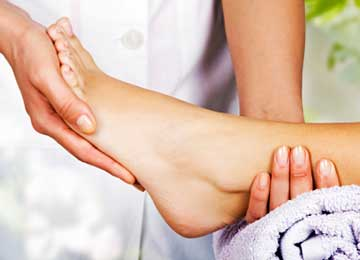 fast effective foot pain relief