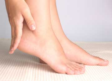 heel and foot pain